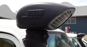 Tanami 90mm Snorkel Head for 79 Series (code: ATAR01A)