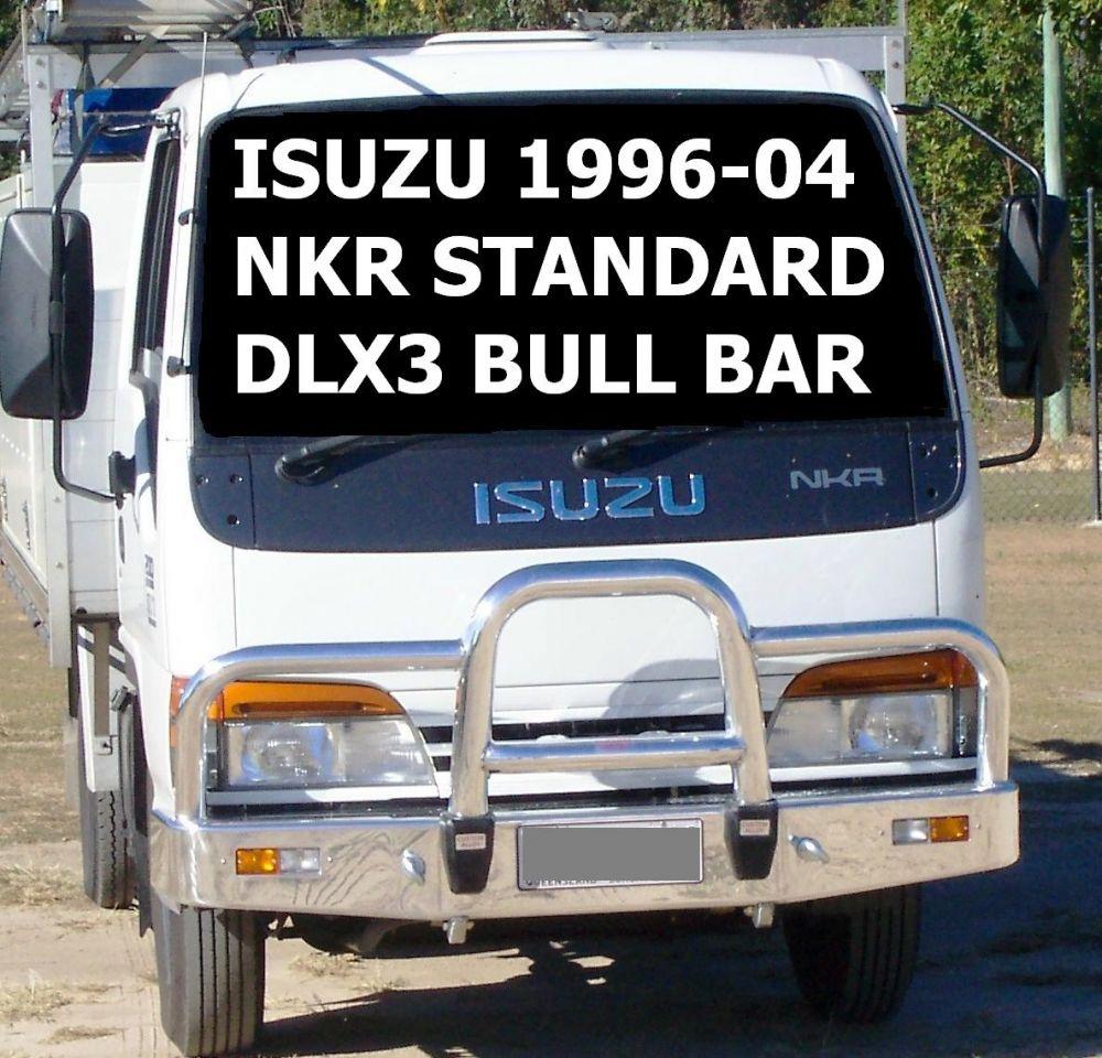 Deluxe 3 Bullbar (code: B3IS0301SY)