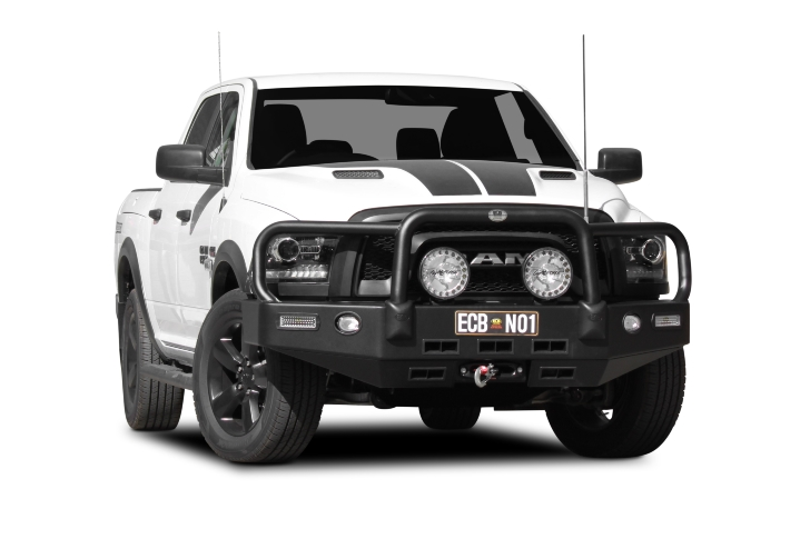 Winch Compatiable Big Tube Bar ® (code: BDO18SY)
