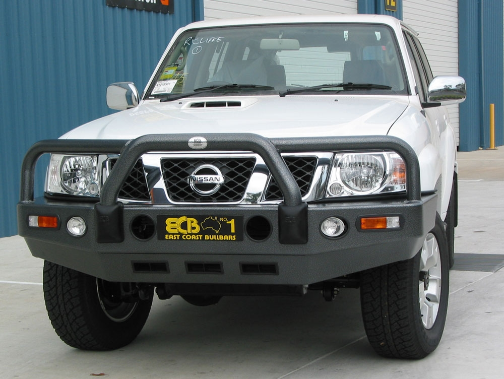 Big Tube Bar® with Bumper Lights (code: BN36SY)
