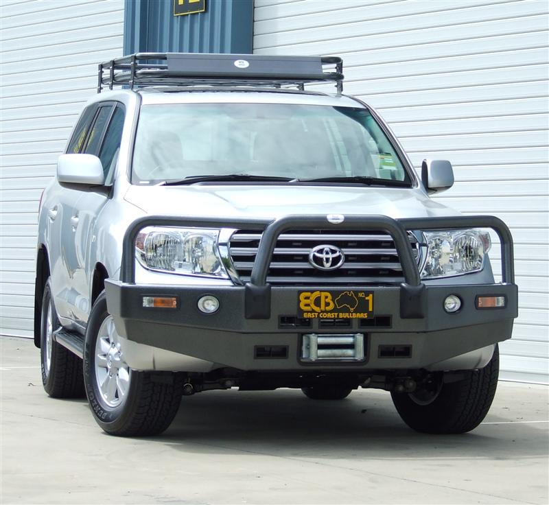 Big Tube Bar® Winch Compatible with Bumper Lights (code: BT107SY)