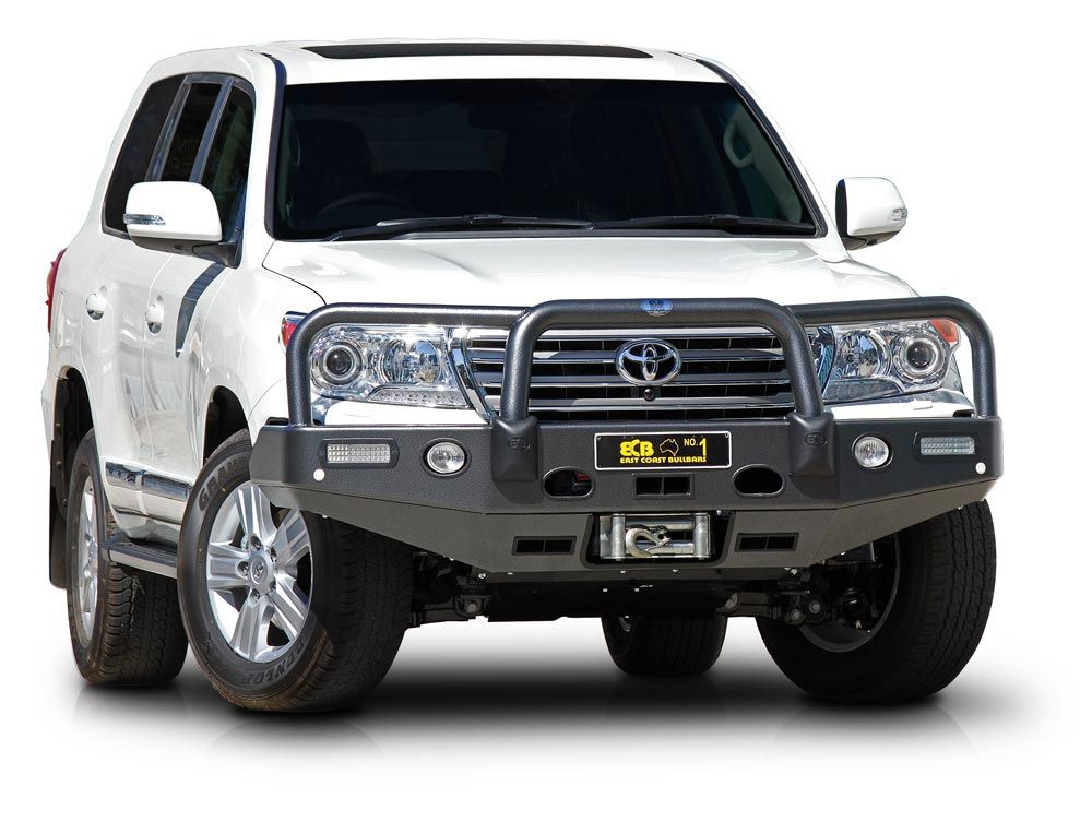 Big Tube Bar® Winch Compatible with Bumper Lights (code: EAT112SY)