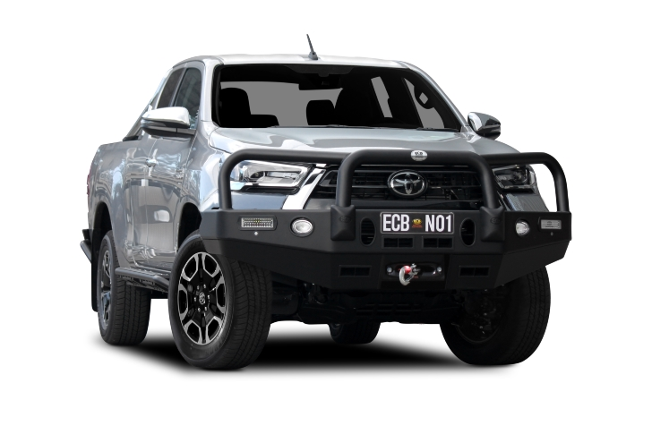 Winch Compatible Big Tube Bar® (code: EAT224SY)