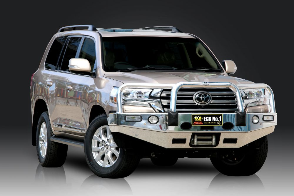 Big Tube Bar® Winch Compatible with Bumper Lights (code: EAT257SY)