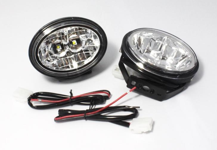 LED Bumper Light (Pair) (code: ICLED2020BL)