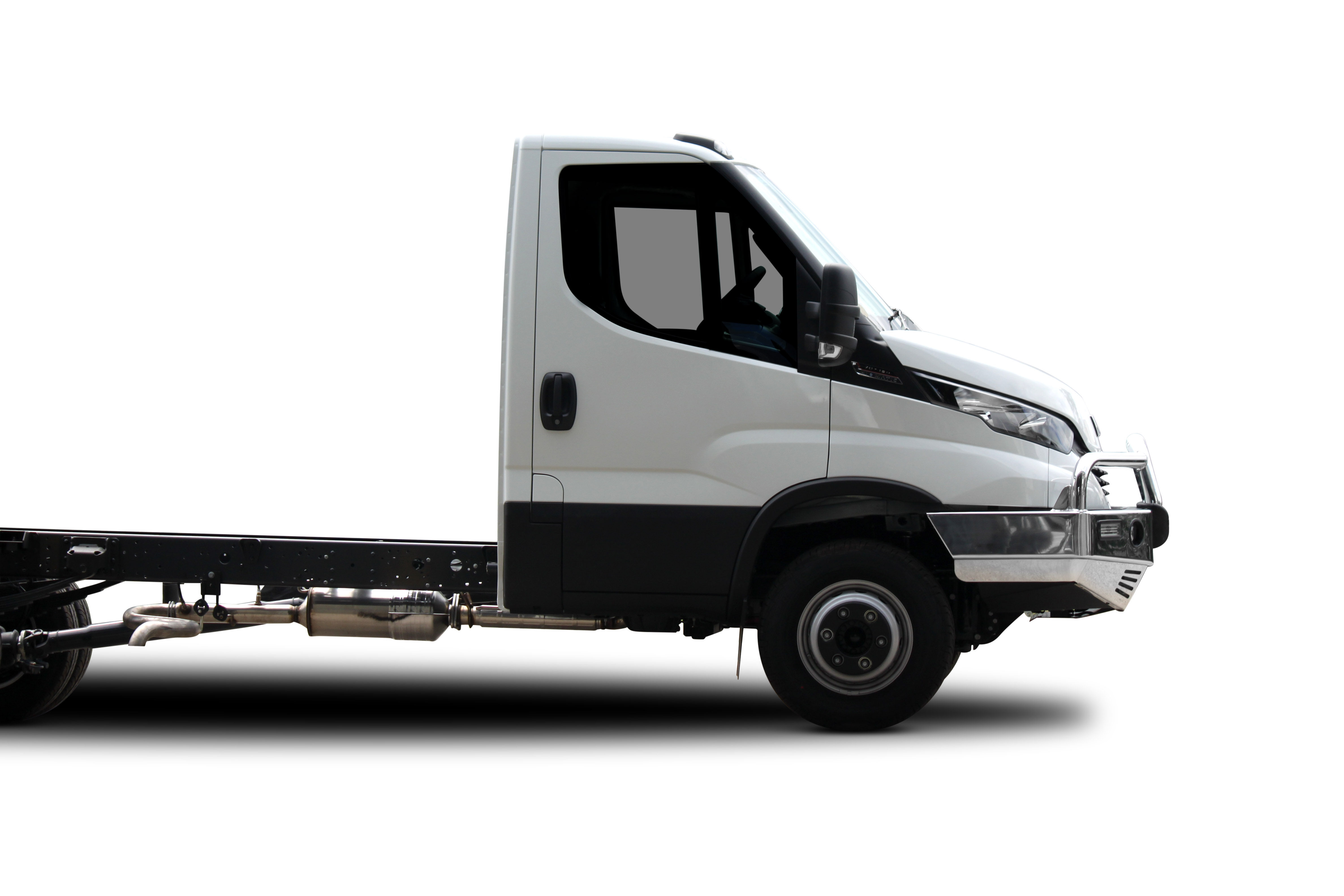 IVECO DAILY 70C Iveco Daily 70C Big Tube Bar® (01/21 to )