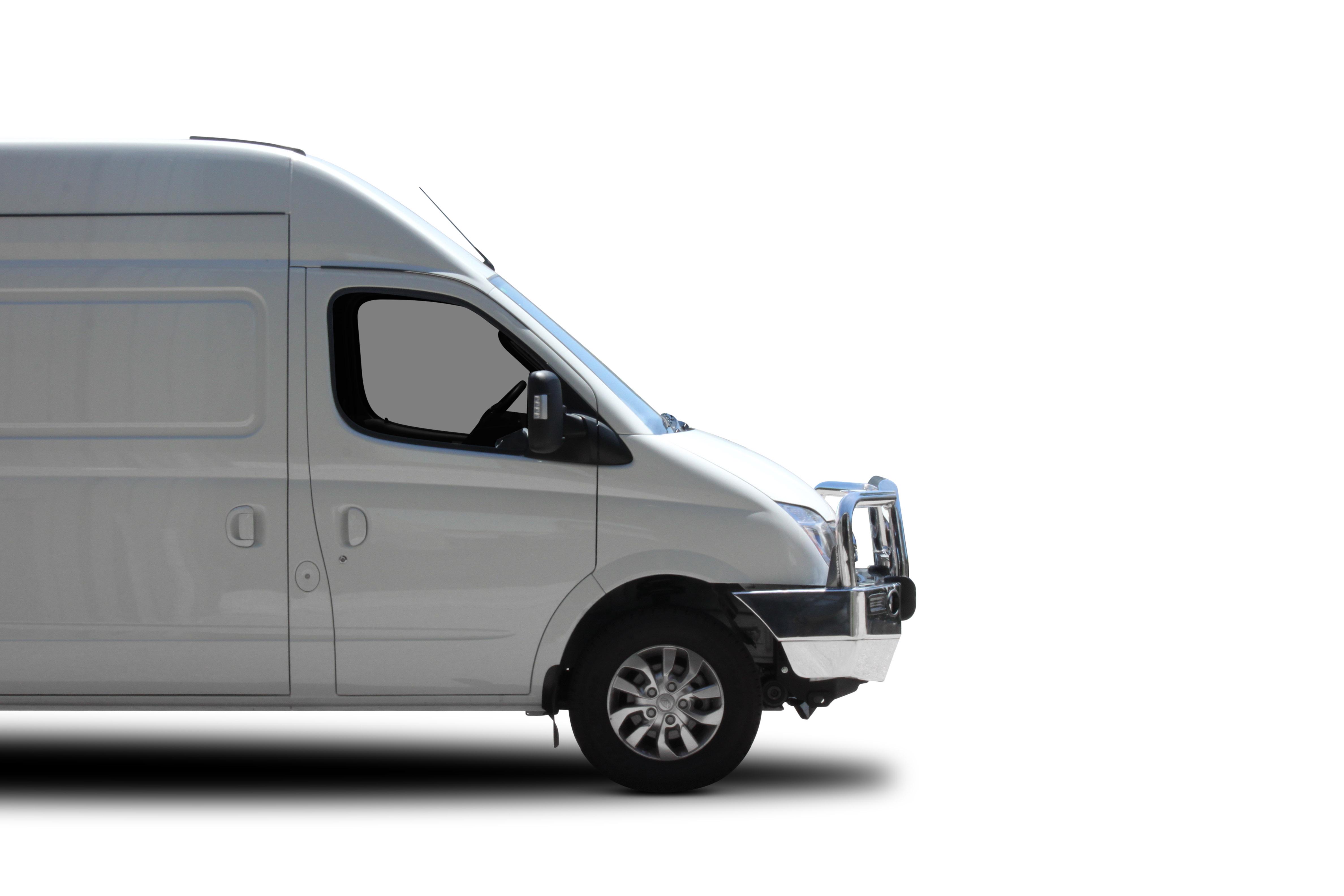 LDV V80  LDV V80 Van Big Tube Bar® (01/19 to )