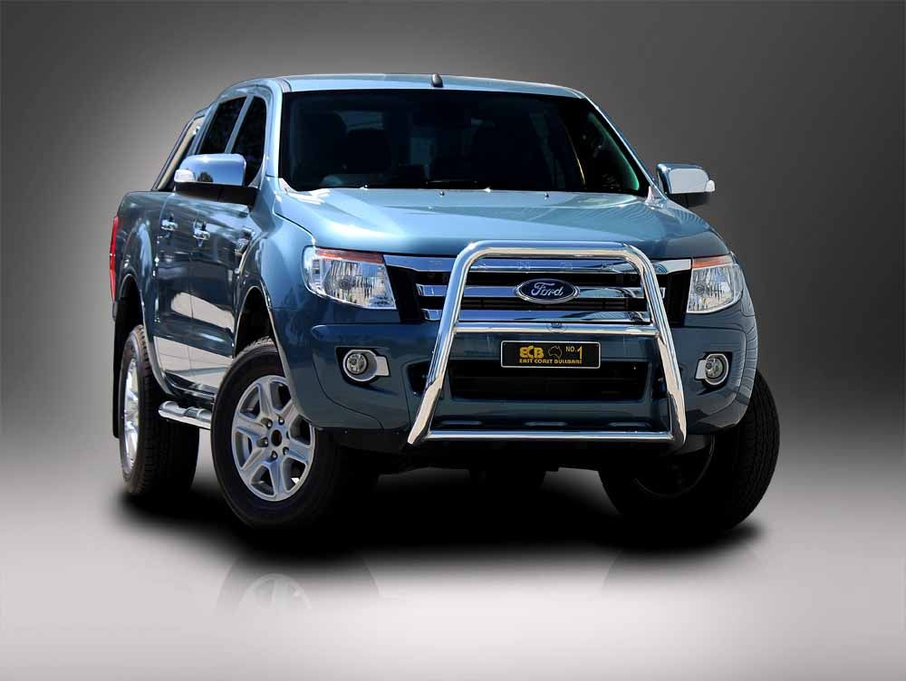 FORD RANGER PX 63mm Series 2 Nudge Bar (10/11 to 06/15)