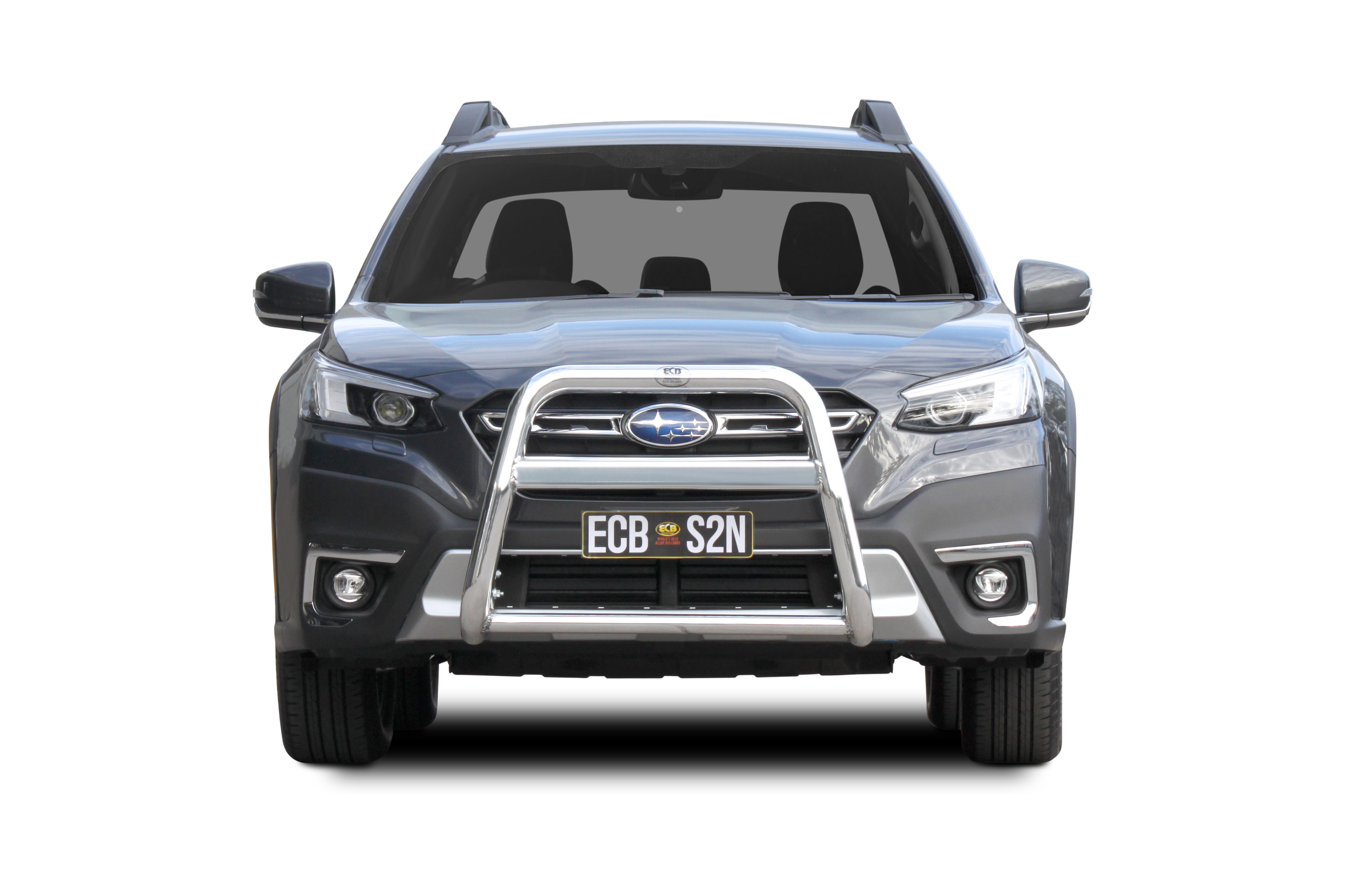 SUBARU OUTBACK  Subaru Outback Series 2 Nudge Bar (12/20 to )