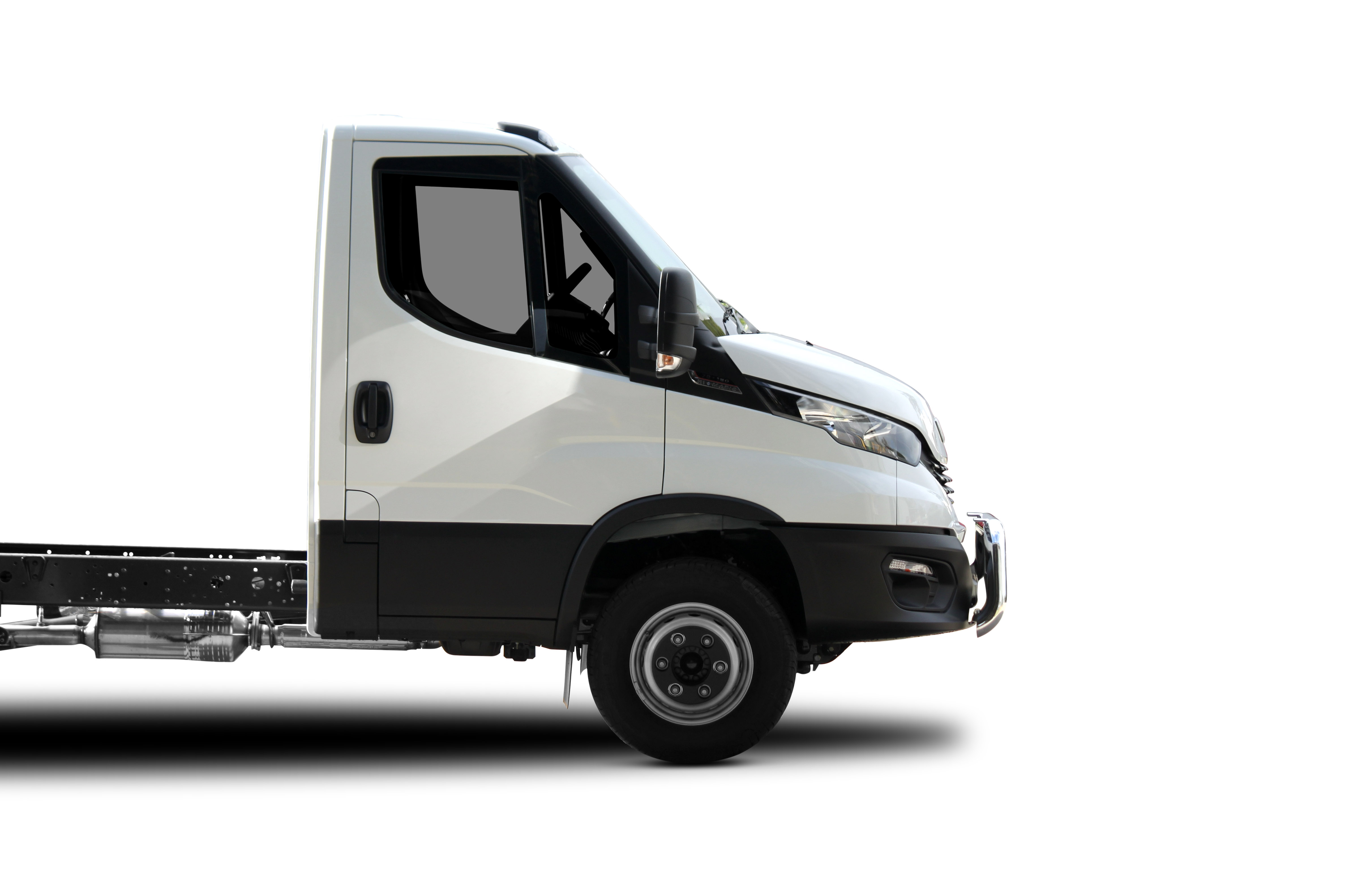 IVECO DAILY 70C Iveco Daily 70C 76mm Nudge Bar (01/21 to )