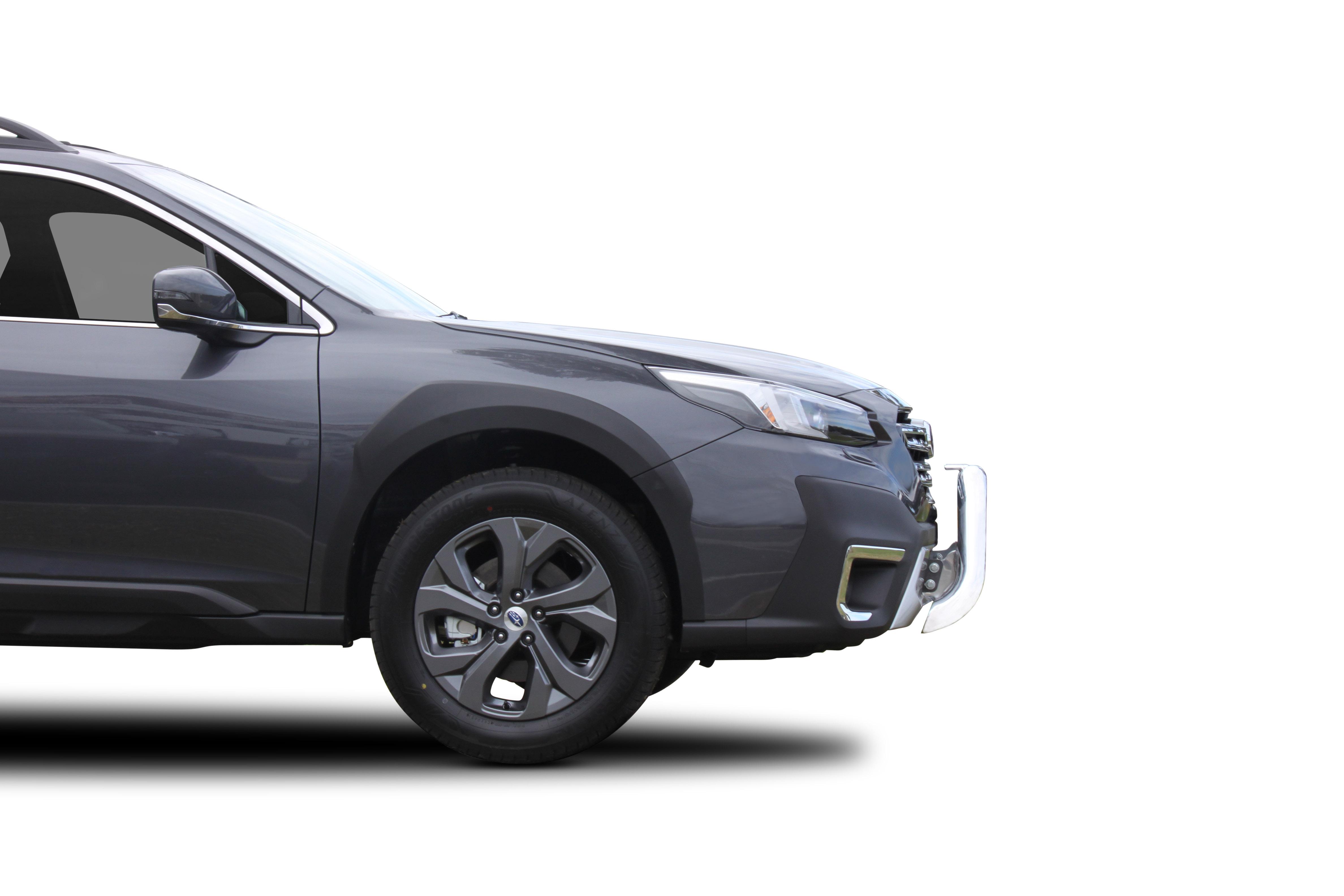 SUBARU OUTBACK  Subaru Outback 76mm Nudge Bar (12/20 to )