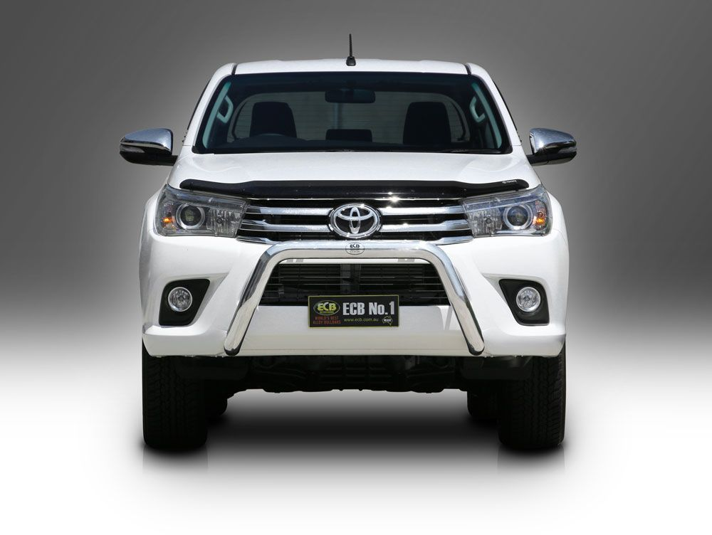 TOYOTA HILUX SR5 76mm Nudge Bar (07/15 to 05/18)